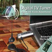 USB Digital HDTV Tuner For PC Laptop