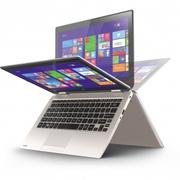 Toshiba Satellite Radius,  500 GB (Intel Celeron)L15W-B 2in1 Laptop. 11