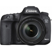 Canon - EOS 7D Mark II DSLR Camera with EF-S 18-135mm IS US