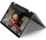 A Lenovo Yoga laptop that communicates who you are|1 yr warranty