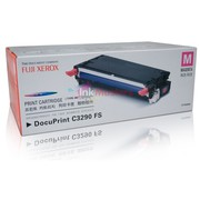 Magenta toner cartridge compatible with Fuji Xerox printers| Inkmaster